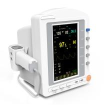 Contec CMS5200 patient monitor 3 parameters SpO2 PR NIBP TEMP
