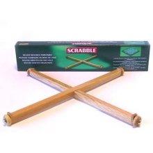 Scrabble Deluxe Wooden Turntable