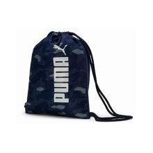 Puma Style Graphic Sports Gymsack Shoulder Bag Blue
