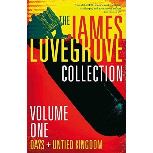 The James Lovegrove Collection: Vol. 1