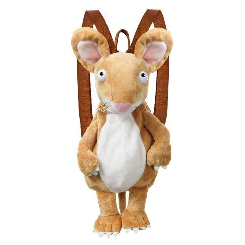 Children's The Gruffalo Mouse Plush Backpack