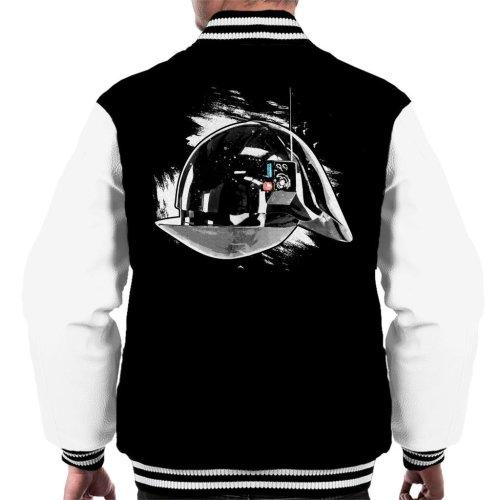 Original Stormtrooper Imperial Gunner Helmet Men's Varsity Jacket