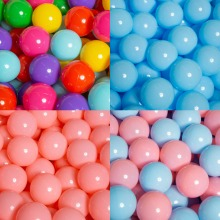 100 200x Soft Play Balls for Ball Pit