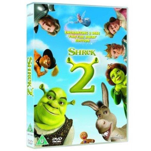 Shrek 2: Enchanting Far Far Away Edition [dvd] [20