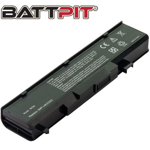 BattPit Battery for Fujitsu Amilo L7320 L7320G L7320GW Li1705 Amilo Pro V2030 V2035 V2055 V3515 DPK-LMXXSS3 SMP-LMXXPS6 SMP-LMXXSS3 [6-Cell/49Wh]