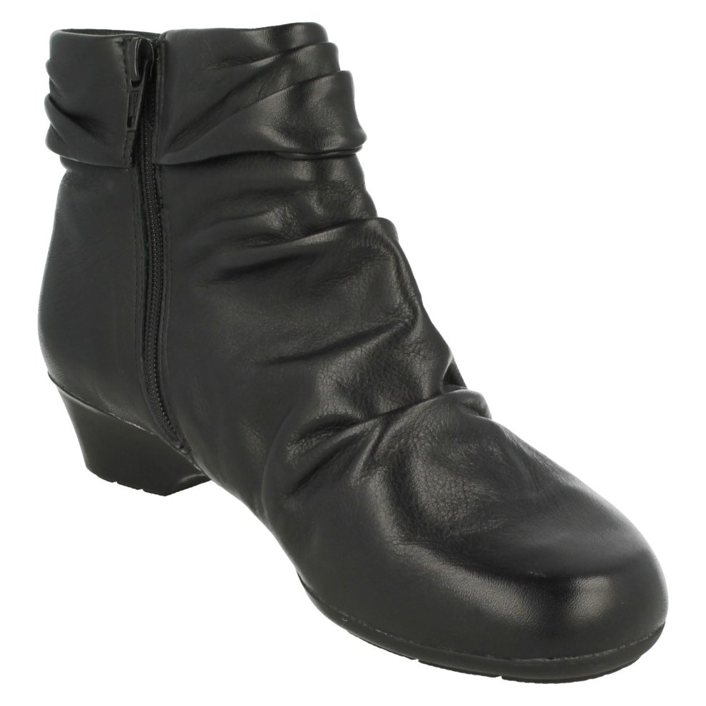 Ladies K By Clarks Ankle Boots Matron