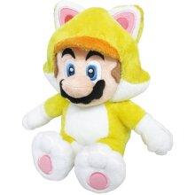 Cat Mario (Super Mario) Plush Figure