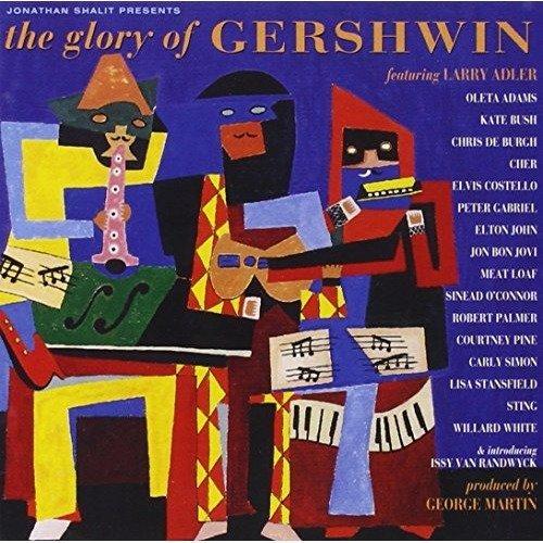 The Glory of Gershwin [CD]