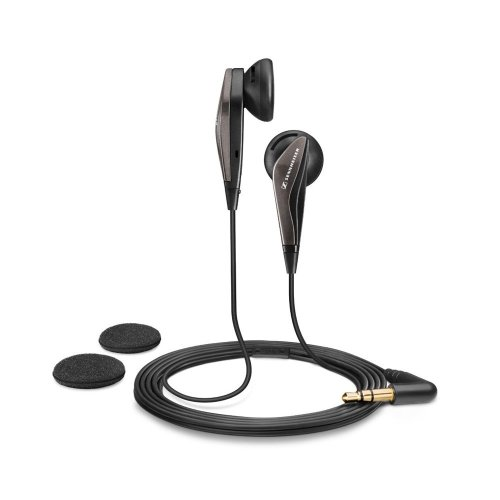 Sennheiser MX 375 In-Ear Headphones - Black