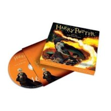 Harry Potter & The Half-Blood Prince CD Audiobook - Read By Stephen Fry