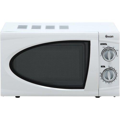 Swan SM3090N 20 Litre Microwave - White