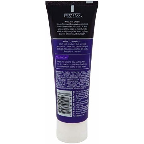 John Frieda Frizz Ease Touch Up Creme 4 Oz 2 Pk