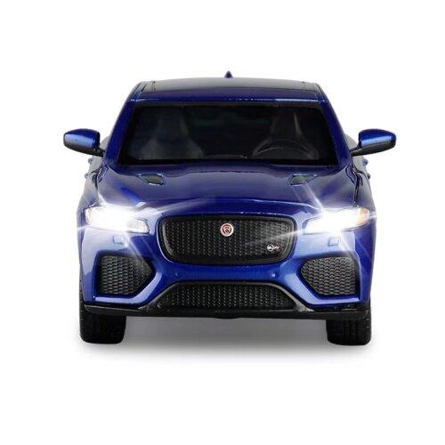 1:32 Jaguar F PACE SUV Alloy Car Toy(Blue)