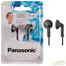 Panasonic In-Ear Earphones for iPod iPhone with Neodymium Magnet - RP-HV094E-K