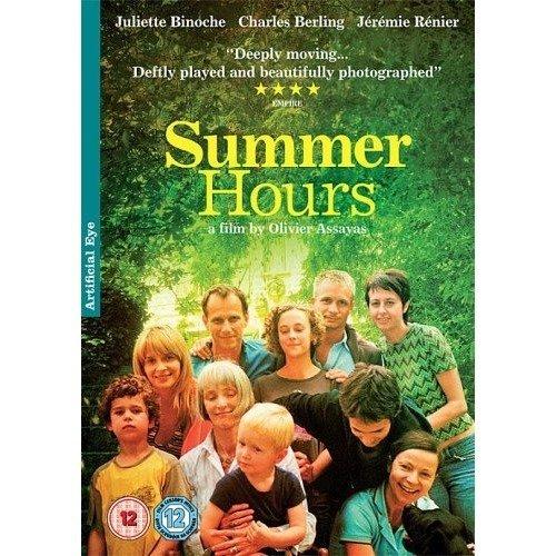 Summer Hours DVD [2008]