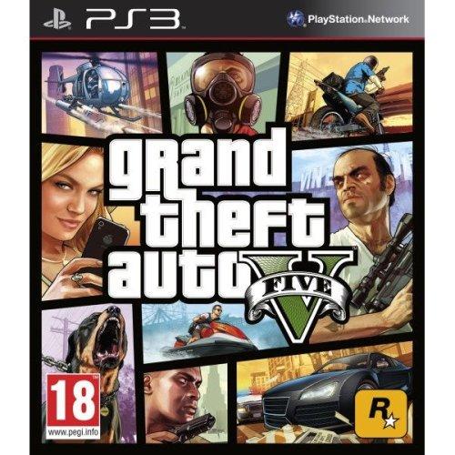 Gta: Grand Theft Auto V (5) - Used