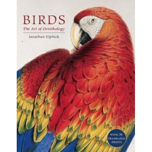 Birds  The Art of Ornithology Boxed Set by Jonathan Elphick