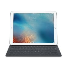 Apple Smart Keyboard for 12.9-inch iPad Pro Smart Connector Black... - Used