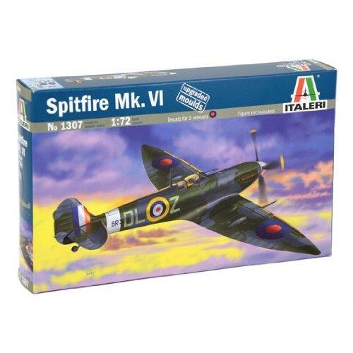 Italeri 1307S - Spitfire MK VI
