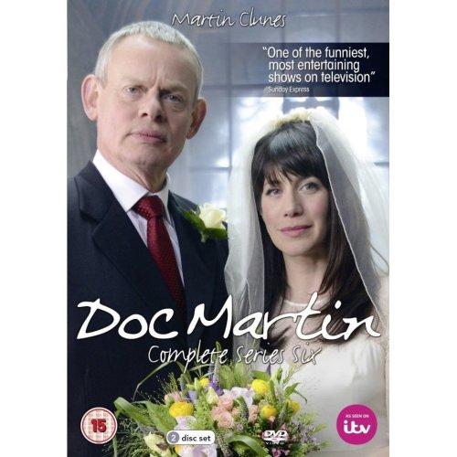 Doc Martin Series 6 DVD [2014]