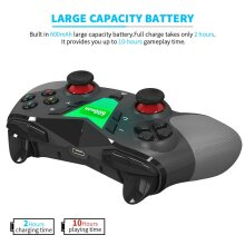 Wireless Controller With NFC 6-axis Gyroscope Gamepads