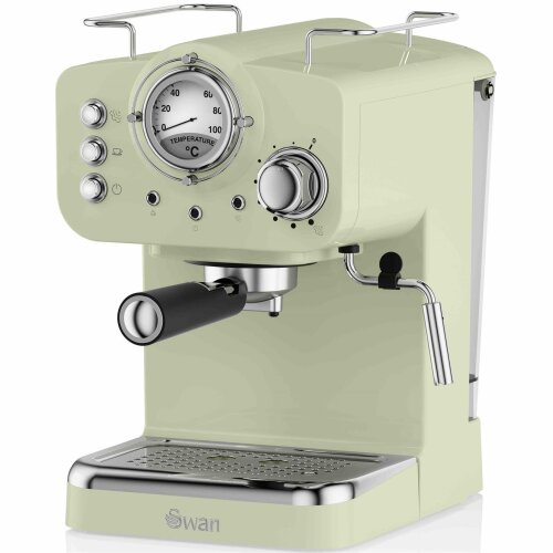 Swan Pump Espresso Coffee Machine