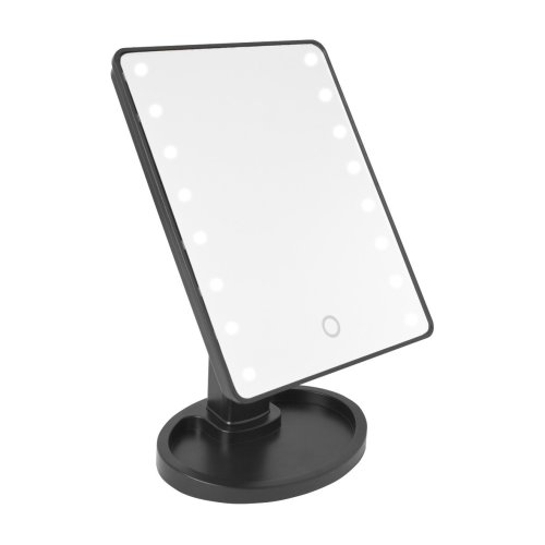 LED Mirror with Touch Sensor - Superstar vanity mirror - Bauer