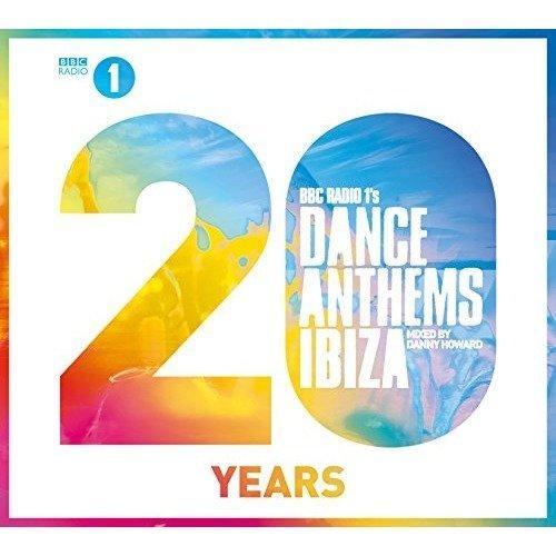 Bbc Radio 1 Dance Anthems Ibiza 20 Years [CD]