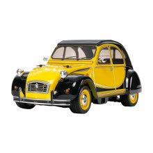 Tamiya 58655 Elektro Citroen 2CV Charleston BS Radio Controlled Vehicle 1:10 Scale