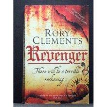 Revenger  Second book in the John Shakespeare series