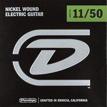 Dunlop DEN1150 Medium Heavy 11-50 Nickel Electric Guitar Strings