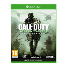 Call of Duty Modern Warfare Remastered (Xbox One) - Used