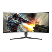 "LG 34WK95U-W computer monitor 86.4 cm (34"") 5K Ultra HD LED Black"