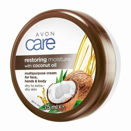 Avon care restoring moisture with coconut oil 75ml..