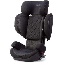 Silver Cross Discover Car Seat, High Back Booster Seat for Children 3 to 12 Years, (15 kg to 36 kg), Adjustable ISOFIX Car Seat, Group 2/3