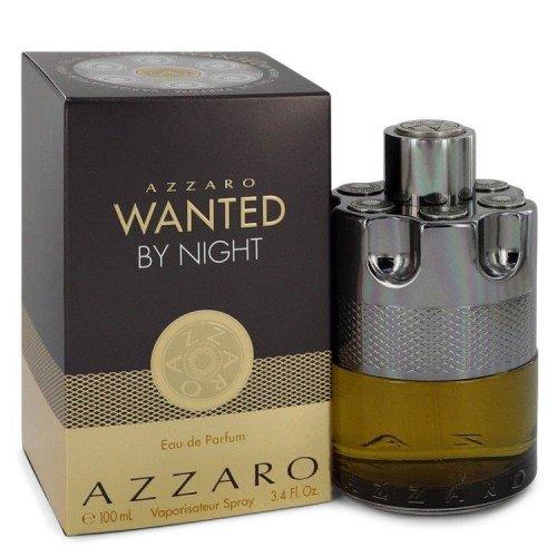 Azzaro Wanted By Night by Azzaro Eau De Parfum Spray 3.4 oz