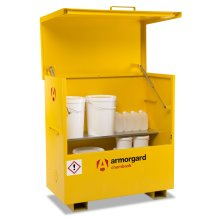 Armorgard Chembank Secure Chemical Storage Chest Store 1275x675x1270mm