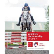 BHS Complete Horsemanship Volume 4: 4