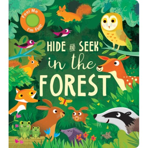 Hide and Seek In the Forest by Elliot & Rachel