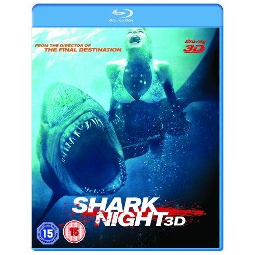 Shark Night 3D+2D Blu-Ray [2012]