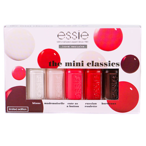 Essie Mini Nail Polish Set Classics 5 x 5ml