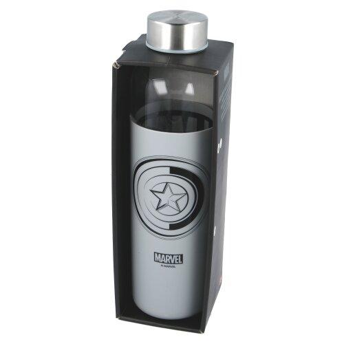 STOR Marvel Glass Bottle in Gift Box