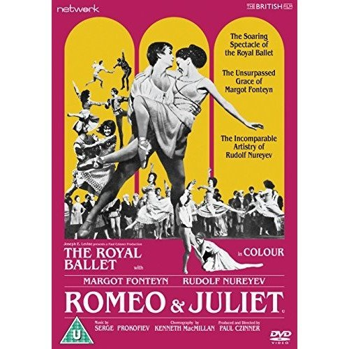 Romeo & Juliet DVD [2015]