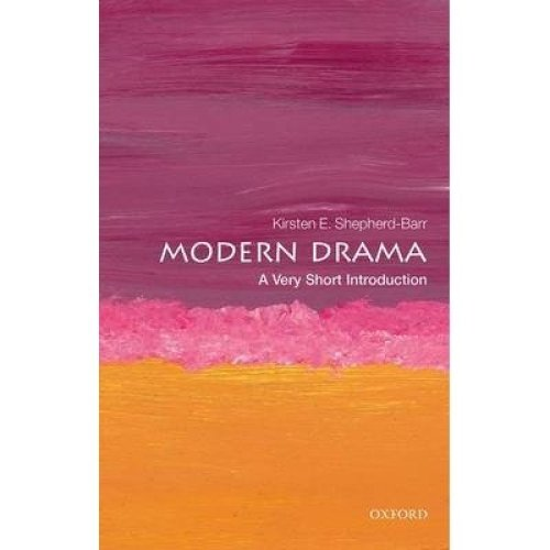 Modern Drama: a Very Short Introduction
