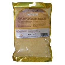 Muntons Spraymalt WHEAT 500g Pack / Pouch - Malt Extract - Beer Making - Homebrew