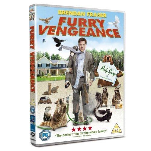 Furry Vengeance DVD [2010]