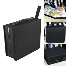 320 CD DVD DISC Album Storage Holder Carry Cover Case Wallet Bag Protector UK