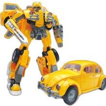 Transformer Toys Bumblebee Action Figure Human Vehicle
