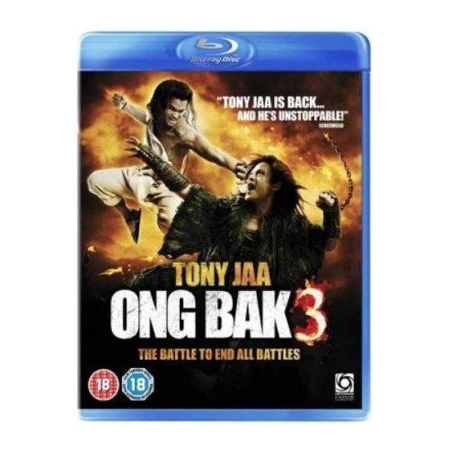 Ong Bak 3 Blu-Ray [2010]