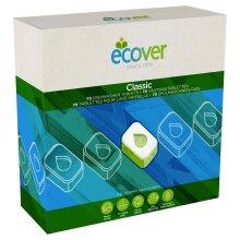 Ecover Dishwasher Detergent Tablets (70 Pack) - [GG200]